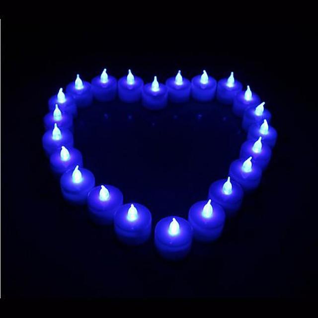 Lumânarea luminii Baterie Teracotă 1 Lumină Baterii Incluse 9.0*4.5*4.5cm