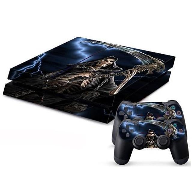 B-SKIN Acțibild Pentru PS4 . Acțibild PVC 1 pcs unitate