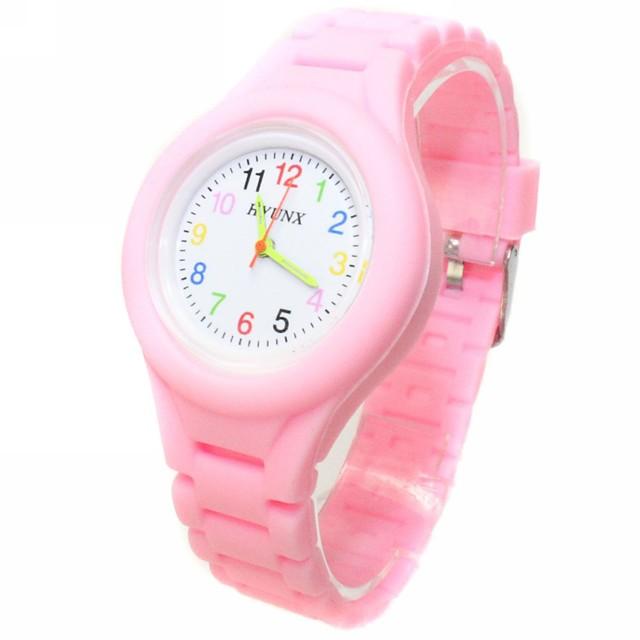 Armbanduhren für den Alltag Modeuhr Quartz damas Armbanduhren für den Alltag Analog Weiß Schwarz Blau / Silikon / Ein Jahr / Ein Jahr / ETA 377A