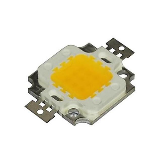 900 lm Aluminiu Cip LED 10 W