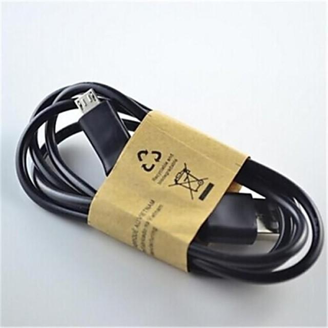 Micro USB 2.0 / USB 2.0 Cablu 1m-1.99m / 3ft-6ft Normal ABS Adaptor pentru cablu USB Pentru