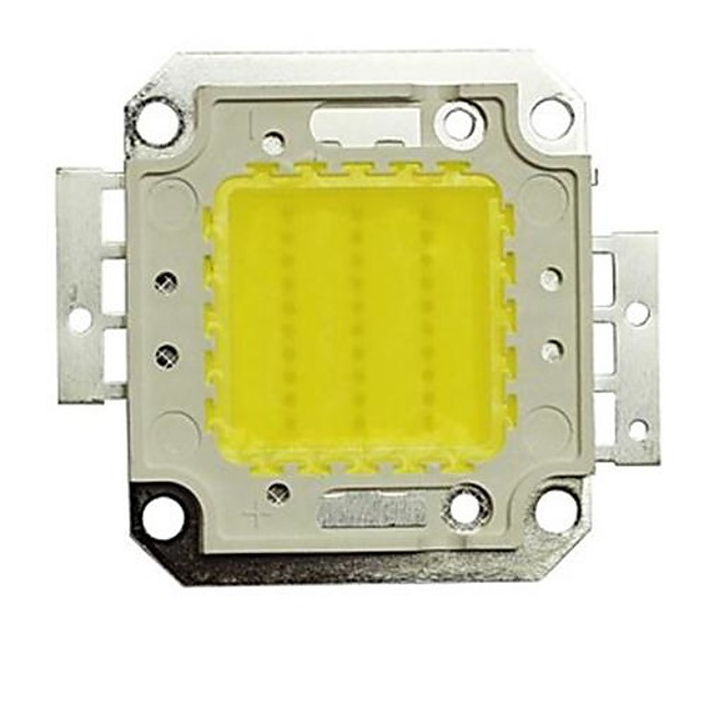 ZDM 1PC DIY 30W 2800-3500LM White 3000-6500K  Light Integrated LED Module (DC33-35V 0.8A) Street Lamp for Projecting Light  Gold Wire Welding of Copper Bracket