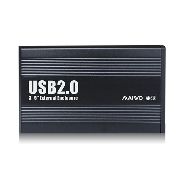 MAIWO Inchidere HDD/SSD USB 2.0 SATA K3502U2S