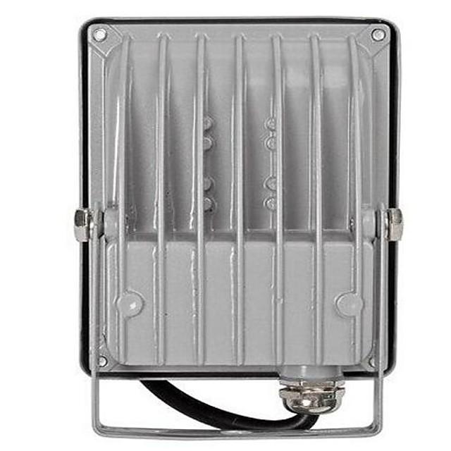 1 buc 30 W 450-700 lm 1 LED-uri de margele LED Putere Mare Telecomandă RGB 85-265 V