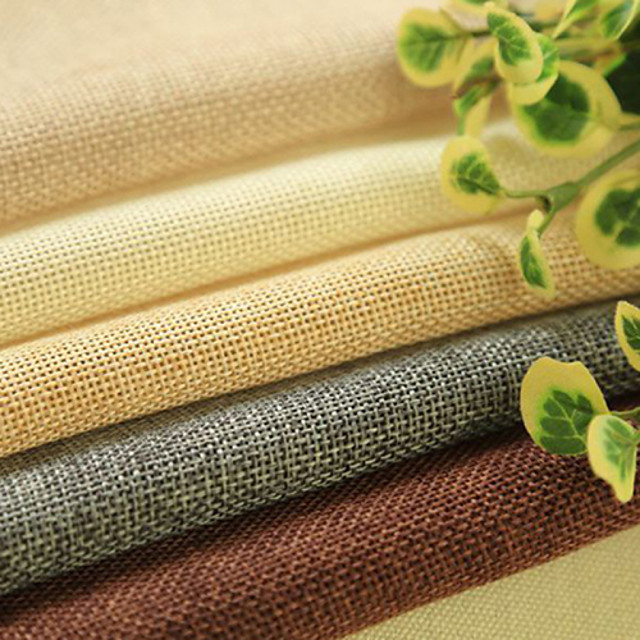Qihang 50*45CM Linen-like Fabric Photography Background/Wallpaper Paper
