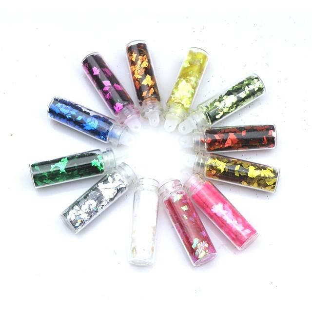 1set Erikoistilaisuus Muovit Glitter