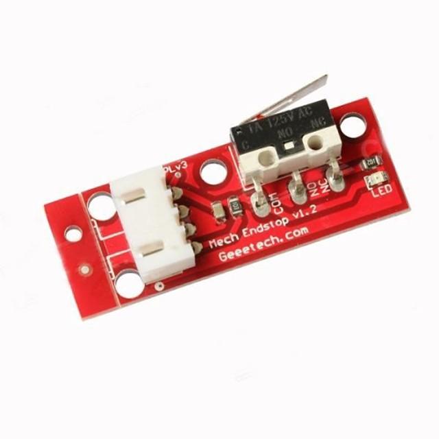 GETECH comutator endstop mecanic modul v1.2 limitator mecanic pentru imprimantă 3D de comutare rampe 1.4