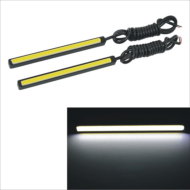 Car Light Bulbs 2 W COB 32 Daytime Running Lights / Decorative Lamp For