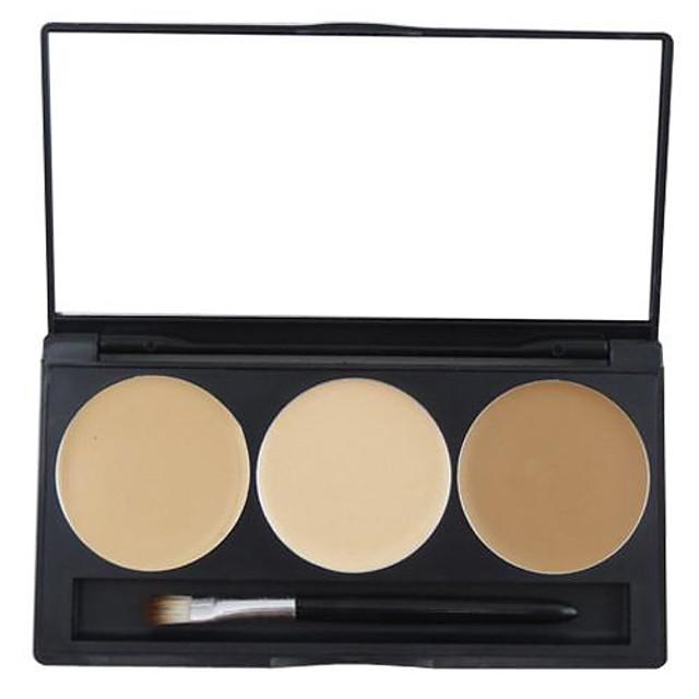 3 szín Khaki Elpirul Nedves / Matt Korrektor Arc Smink Kozmetika