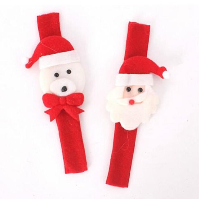 2 buc Crăciun palmă brățară cerc