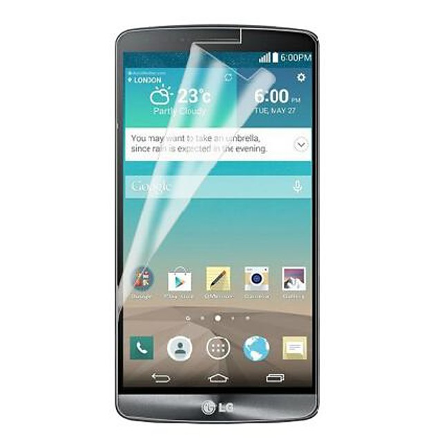 (3 pcs)High Definition Screen Protector for LG G3 Screen Protectors for LG
