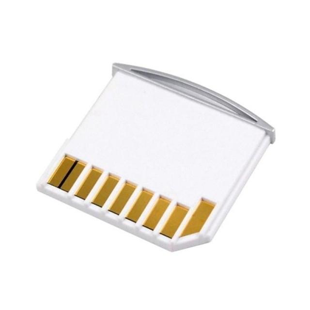 micro SD TF pentru kit card SD mini adaptor pentru MacBook Air suplimentar de depozitare / pro / retină alb