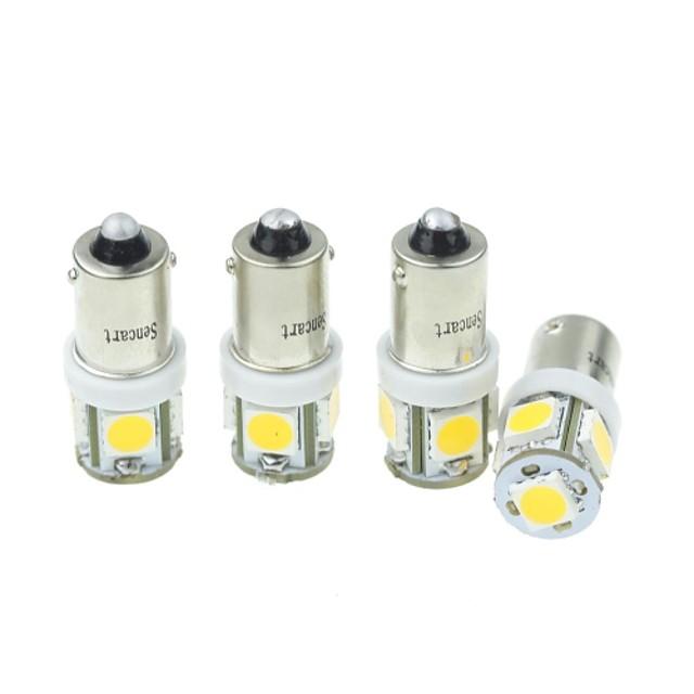 Becuri de iluminat ba9s led smd / led de înaltă performanță, 160-180 lm, semnal luminos pentru universal
