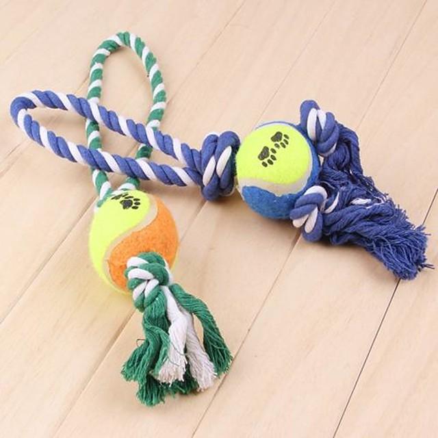 Jucării de Mestecat Interactiv Jucării Cățel Animale de Companie  Jucarii Funie textil Cadou