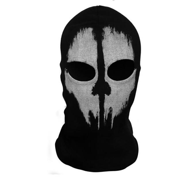 Mască Inspirat de Moartea Halloween Bărbați Pentru femei