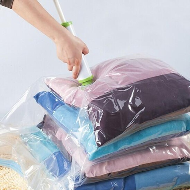 Pungi de Depozitare / Pungi de Aspirator Textil / Fibră de Carbon cuCaracteristică este Cu Capac , Pentru Lenjerie de Corp