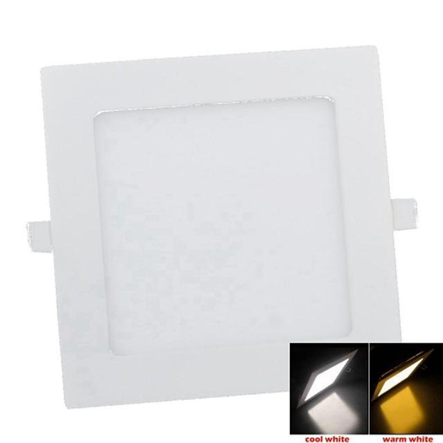 SENCART 1 buc 12 W 600-650lm 60PCS LED-uri de margele SMD 2835 Decorativ Alb Cald Alb Rece 85-265 V / FCC