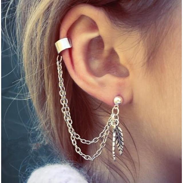 Dames Clip oorbellen - Modieus Sieraden Voor Bruiloft Feest Dagelijks Causaal