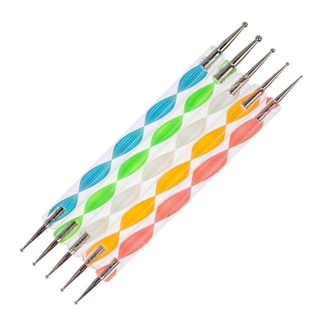 Aliaj Unelte pentru unghii Pentru Unghie Unghie deget picior Ușor, rezistent și durabil nail art pedichiura si manichiura Design Unic / Clasic Zilnic