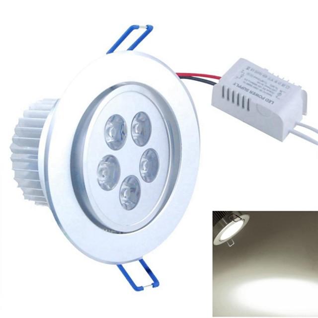 SENCART 1 buc 300-350lm 5PCS LED-uri de margele LED Putere Mare Decorativ Alb Cald Alb Rece Alb Natural 85-265 V / FCC