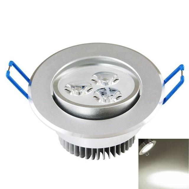 SENCART 1 buc 200-250LM 3PCS LED-uri de margele LED Putere Mare Decorativ Alb Cald Alb Rece Alb Natural 85-265 V / FCC