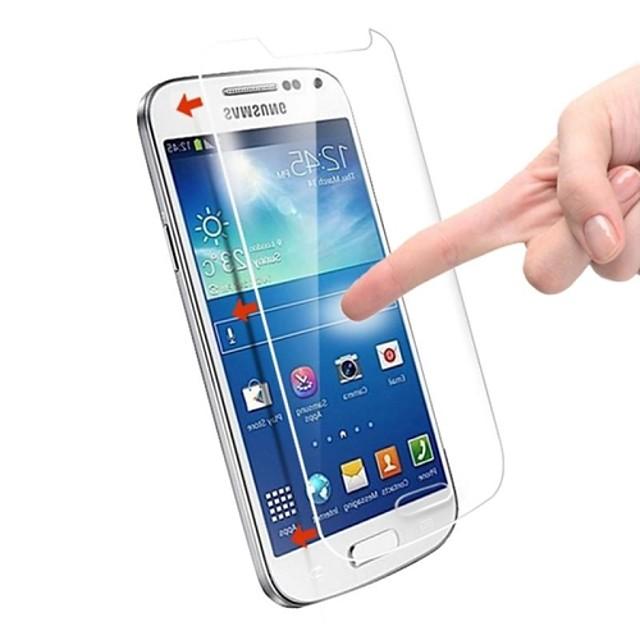 Ecran protector pentru Samsung Galaxy S4 Mini Sticlă securizată Ecran Protecție Față Anti- Amprente