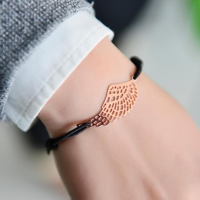 Dame Vedhend Armband damer Unikt design Mote Paracord Armbånd Smykker Sølv / Gylden Til Julegaver Bryllup Fest Daglig Avslappet Sport