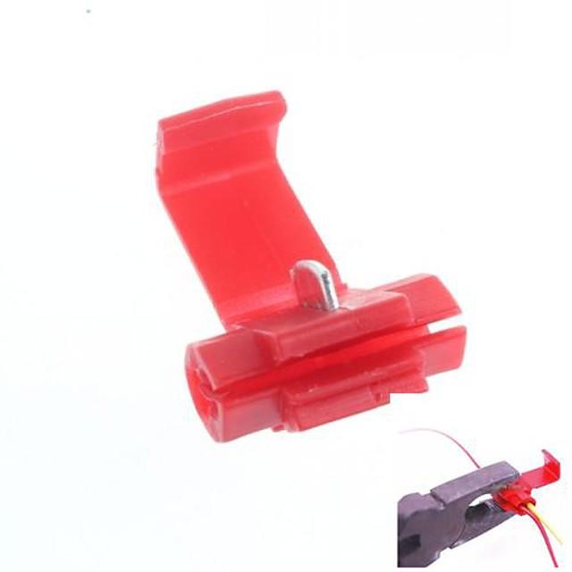 rapid sârmă lipitură de reținere cablajului conector clip / titular (40pcs)
