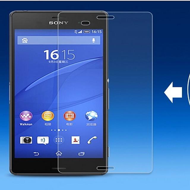 Ecran protector pentru Sony Sony Xperia Z3 Sticlă securizată 1 piesă High Definition (HD)