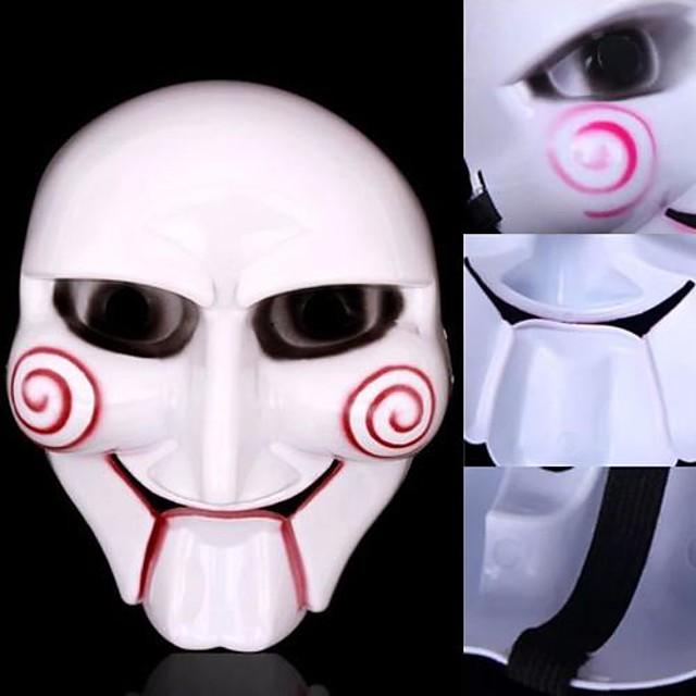 the cifra de ferăstrău mastii clovn infricosator gadget-uri practice glumă pentru costum de Halloween petrecere