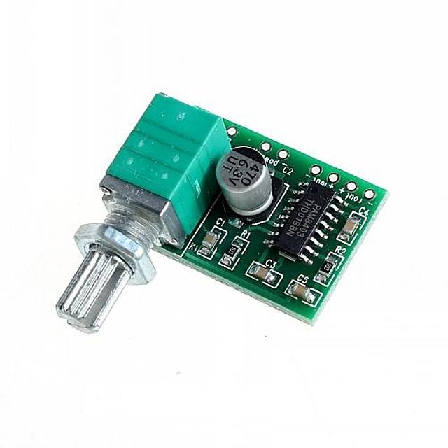 mini 5V mic amplificator digital bord pam8403