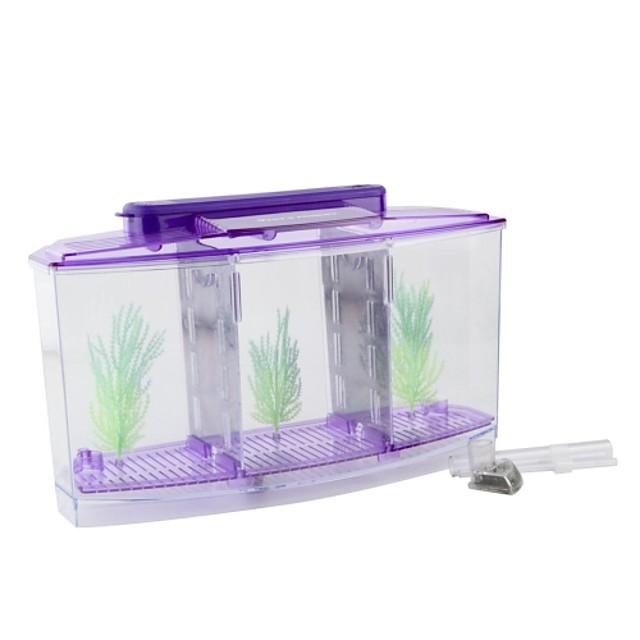 Akvaariot - Muovi - Kaloille