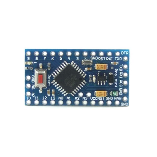 New Version Pro Mini Atmega328P Microcontroller Board