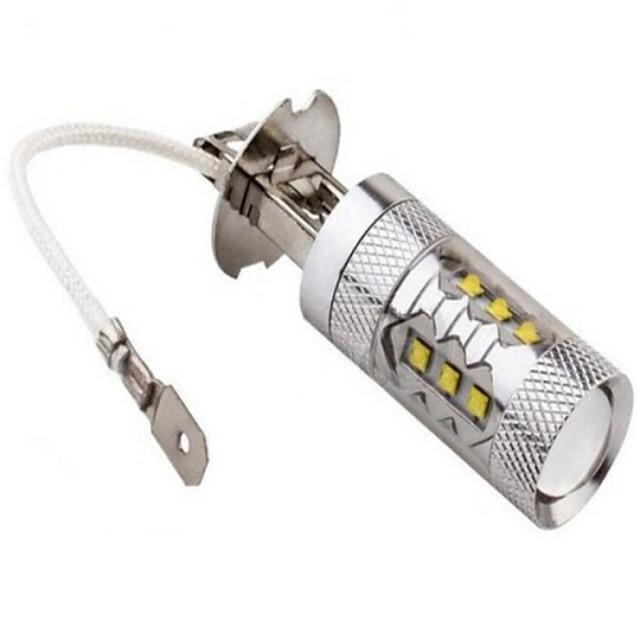 Lampe de Décoration 1200 lm H3 14LED Perles LED LED Haute Puissance Décorative Blanc Froid 12 V 24 V / 1 pièce / RoHs / CCC