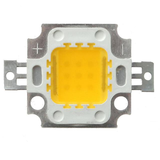SENCART 1pc COB 900 lm Aluminijum LED Chip 10 W