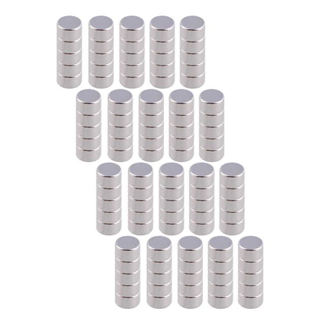 100 pcs 5*3mm ألعاب المغناطيس أحجار البناء سوبر قوي نادر الأرض مغناطيس مغناطيس النيوديميوم لغز مكعب مغناطيس مغناطيس للبالغين للصبيان للفتيات ألعاب هدية