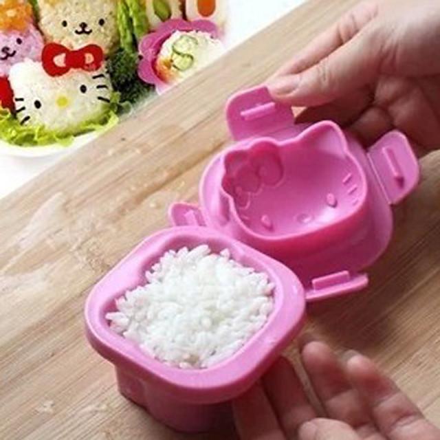Plast Gjør Det Selv Støpeform Kreativ kjøkkeninnretning For Ris