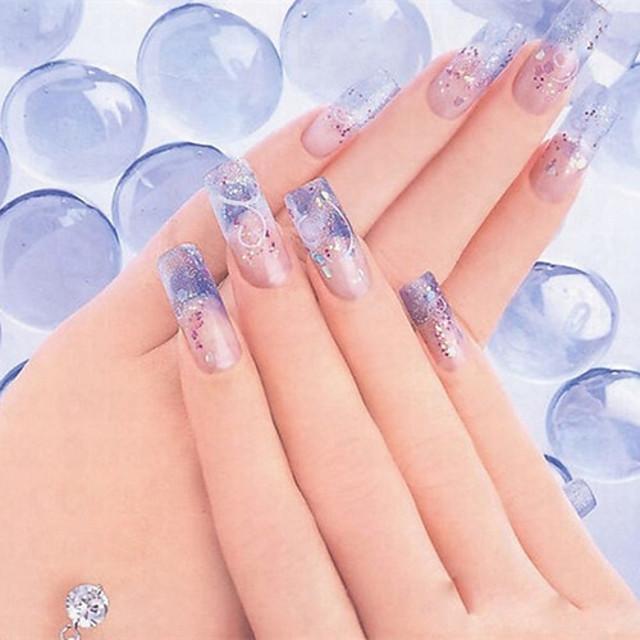 1 pcs Pudră Acrilică nail art pedichiura si manichiura Zilnic Abstract / Modă / Teracotă