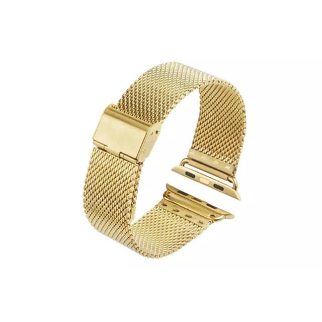 Watch Band varten Apple Watch -sarja 5/4/3/2/1 Apple Milanolainen Ruostumaton teräs Rannehihna