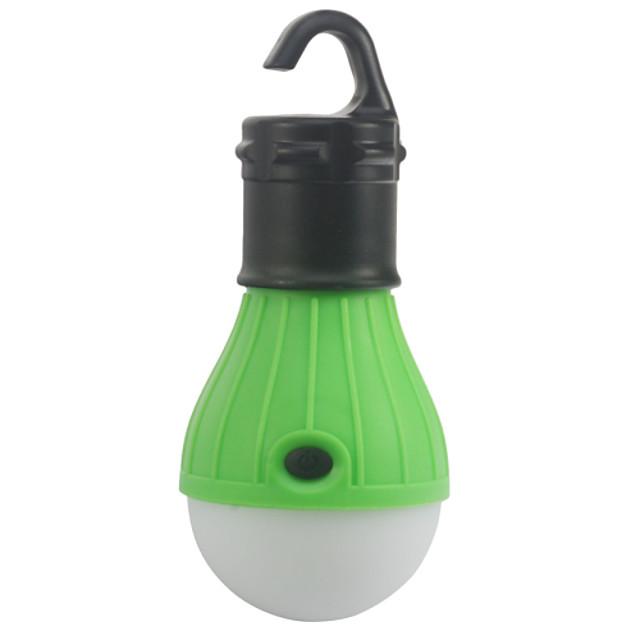 Lanternes de camping et lampes de tente Eclairage d'Urgence Ampoules LED 10 lm LED - Émetteurs 1 Mode d'Eclairage Urgence Camping / Randonnée / Spéléologie Extérieur Urgence Vert