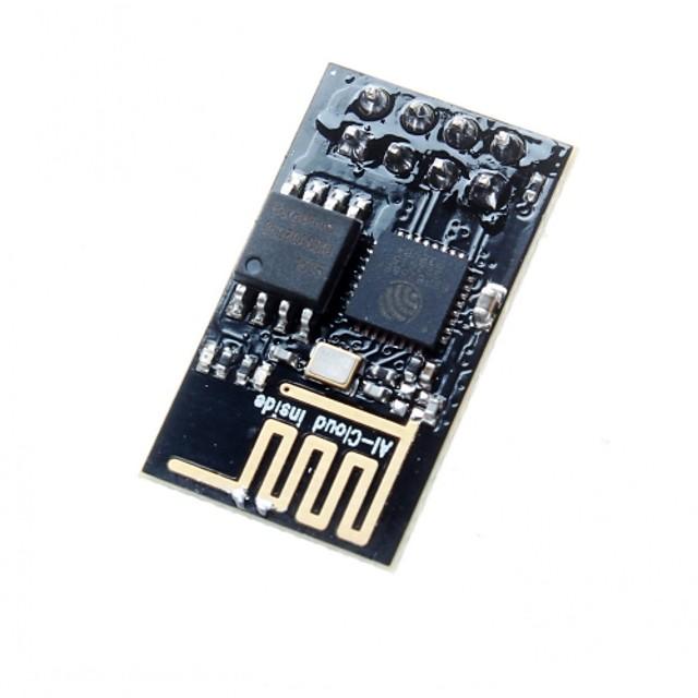 versiune imbunatatita ESP-01 esp8266 wifi serial modul wireless de emisie-recepție fără fir pentru Arduino / Raspberry Pi