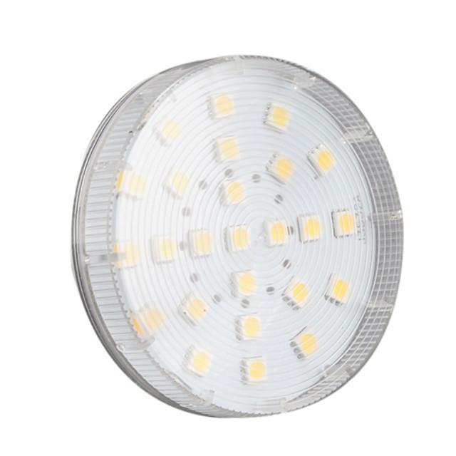 1 buc 3.5 W Spoturi LED 200LM 25 LED-uri de margele SMD 5050 Alb Cald Alb Rece Alb Natural 220-240 V