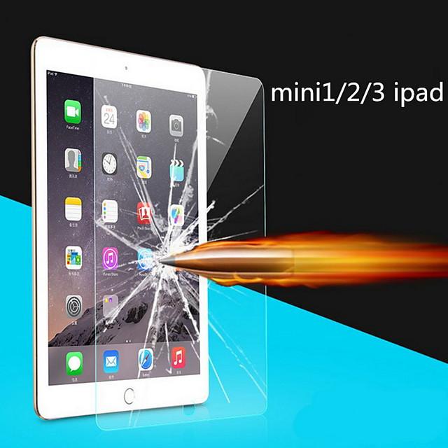 220% putere până anti-soc protecție ecran pentru iPad mini 3 ipad mini 2 ipad mini