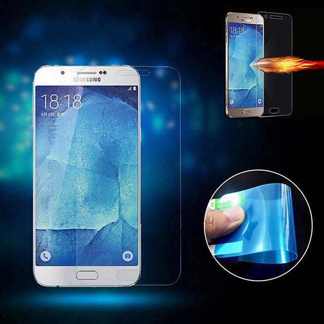 Защитная плёнка для экрана для Samsung Galaxy S7 edge / S7 / S5 PET Защитная пленка для экрана HD