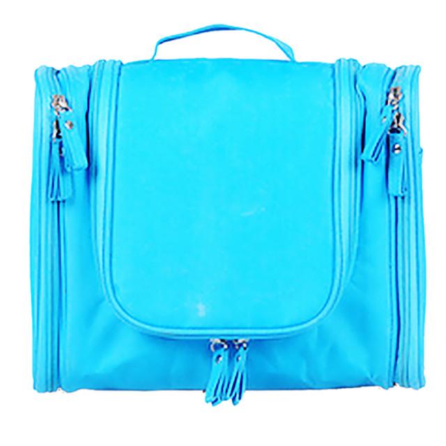Organizator putovanja Plastična vrećica Kozmetička torbica Velika zapremnina Vodootporno Putna kutija Višefunkcijski Putovanje Tekstil Poklon Za / / Izdržljivost