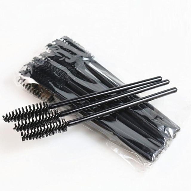 100 pcs Eyelash Classic Daily Makeup Cosmetic Plastic