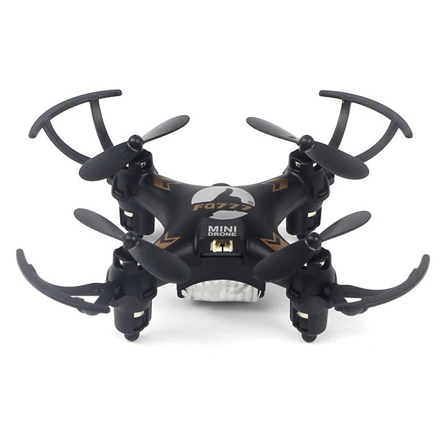 RC Drone FQ777 951C 4CH 6 Axis 2.4G With HD Camera 0.3MP 640P*480P RC Quadcopter Headless Mode / 360°Rolling / Control The Camera RC Quadcopter / Remote Controller / Transmmitter / 1 Battery For Drone