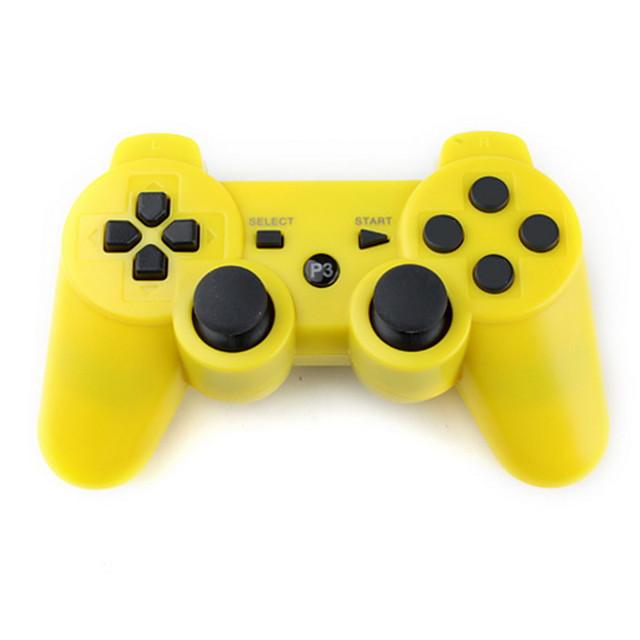 Wireless Controller Joc Pentru Sony PS3 . Reîncărcabil Controller Joc ABS 1 pcs unitate