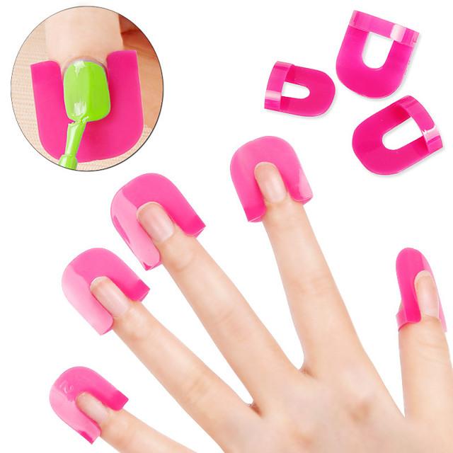 1 Neglekunst tilbehør Mote Daglig Negle Smykker til / Nail Smykker