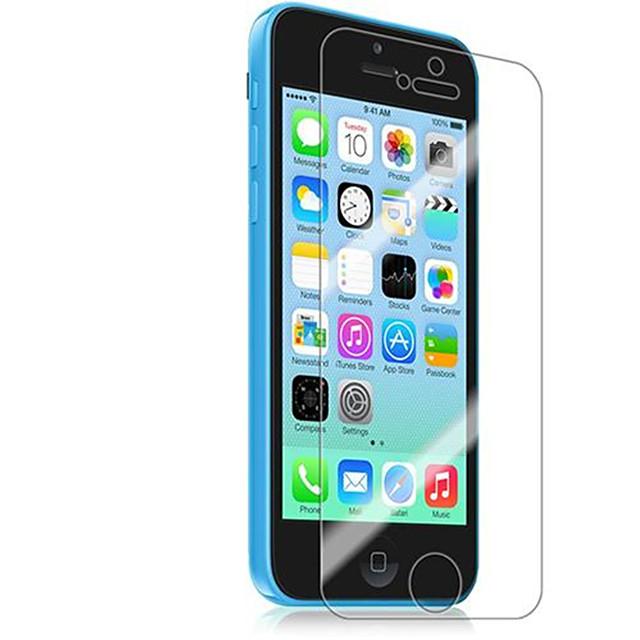 Προστατευτικό οθόνης για Apple iPhone 6s / iPhone 6 / iPhone SE / 5s 2 pcs Προστατευτικό μπροστινής οθόνης Υψηλή Ανάλυση (HD)